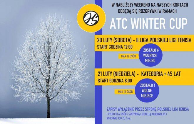 Winter Cup, Akademia Tenisa Chełmiec - Janusz Stanek, tenis ziemny, korty tenisowe, tenis Nowy Sącz