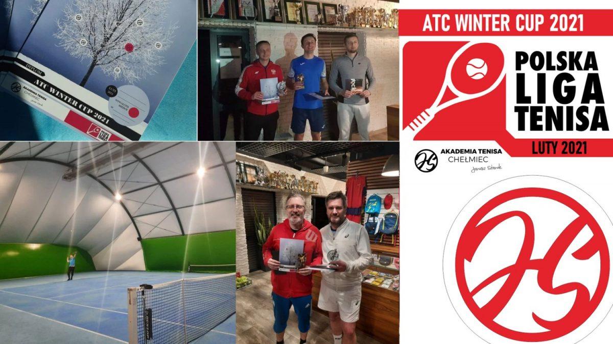 2021.02.20-21 - ATC WINTER CUP 2021, Akademia Tenisa Chełmiec - Janusz Stanek, tenis ziemny, korty tenisowe, tenis Nowy Sącz