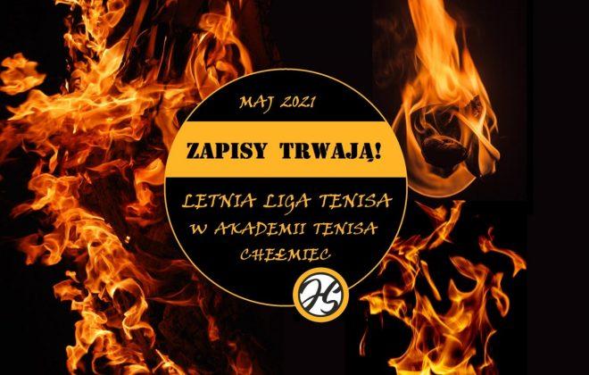 letnia liga tenisa, Akademia Tenisa Chełmiec - Janusz Stanek, tenis ziemny, korty tenisowe, tenis Nowy Sącz