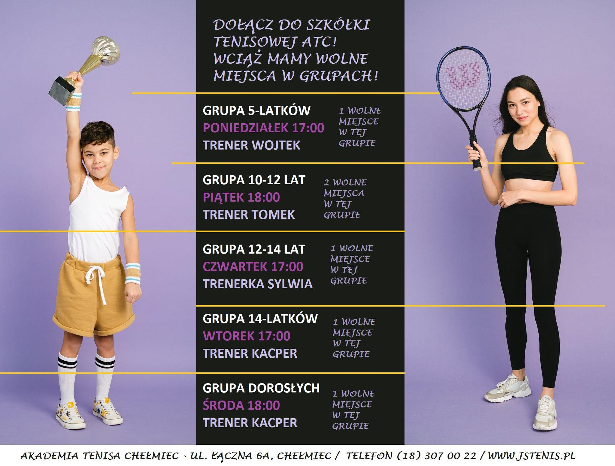 Tenis ziemny Nowy Sącz, Akademia Tenisa Chełmiec - Janusz Stanek, tenis ziemny, korty tenisowe, tenis Nowy Sącz
